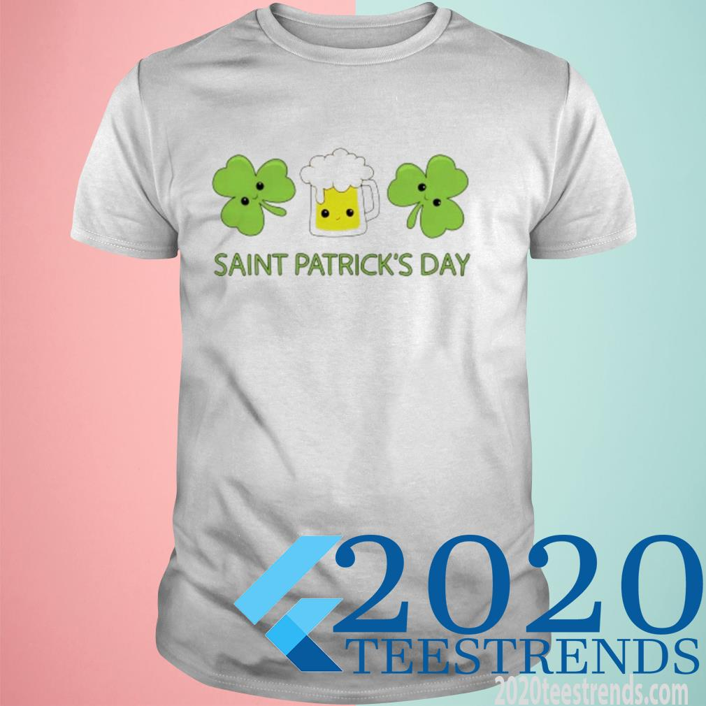 Official Happy St Patricks Day Shirt