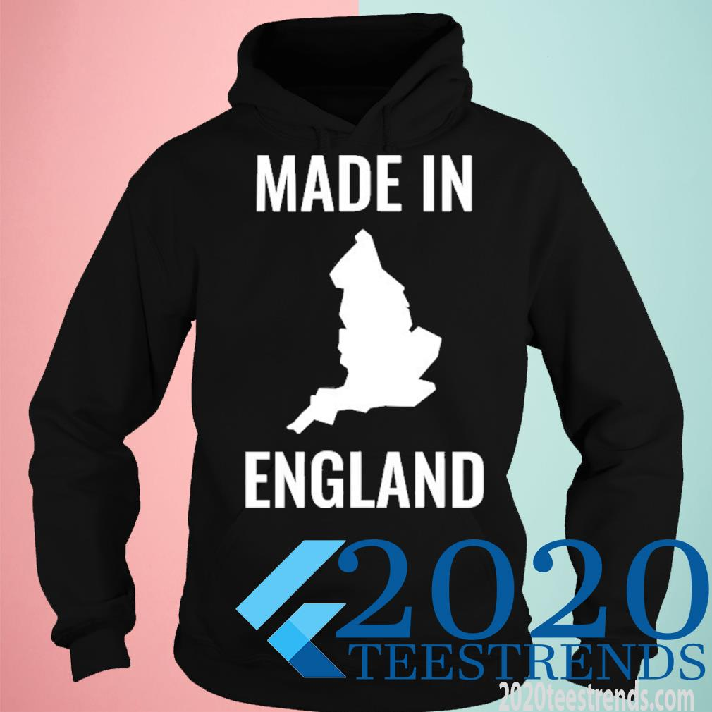 Made In England Shirt hoodie