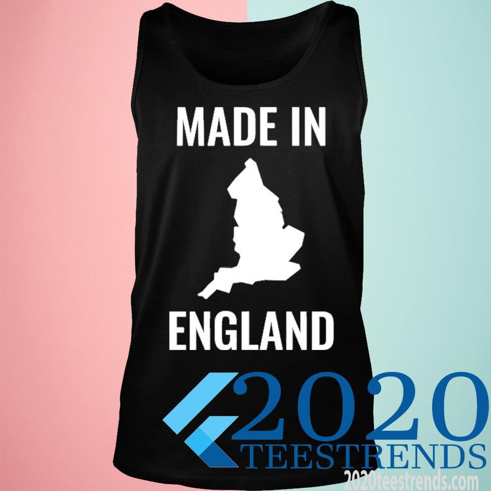 Made In England Shirt tank top