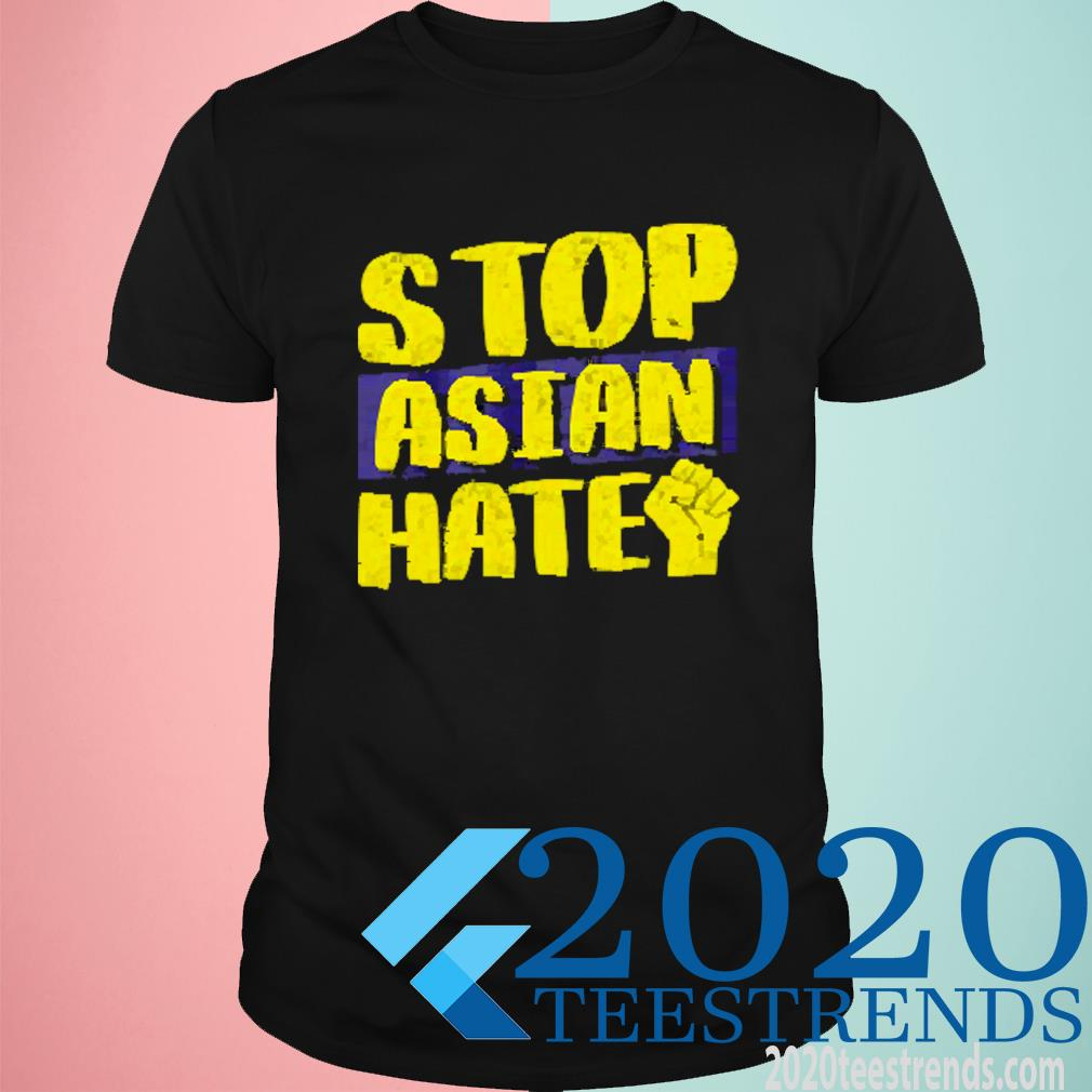 Stop Asian Hate Aapi American Matters Anti Asian Racism Shirt