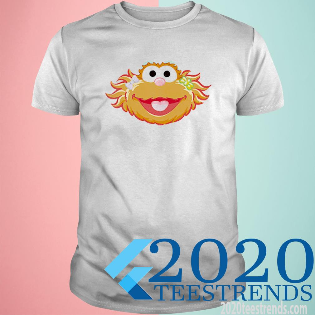 Street Elmo Cookie Monster Shirt