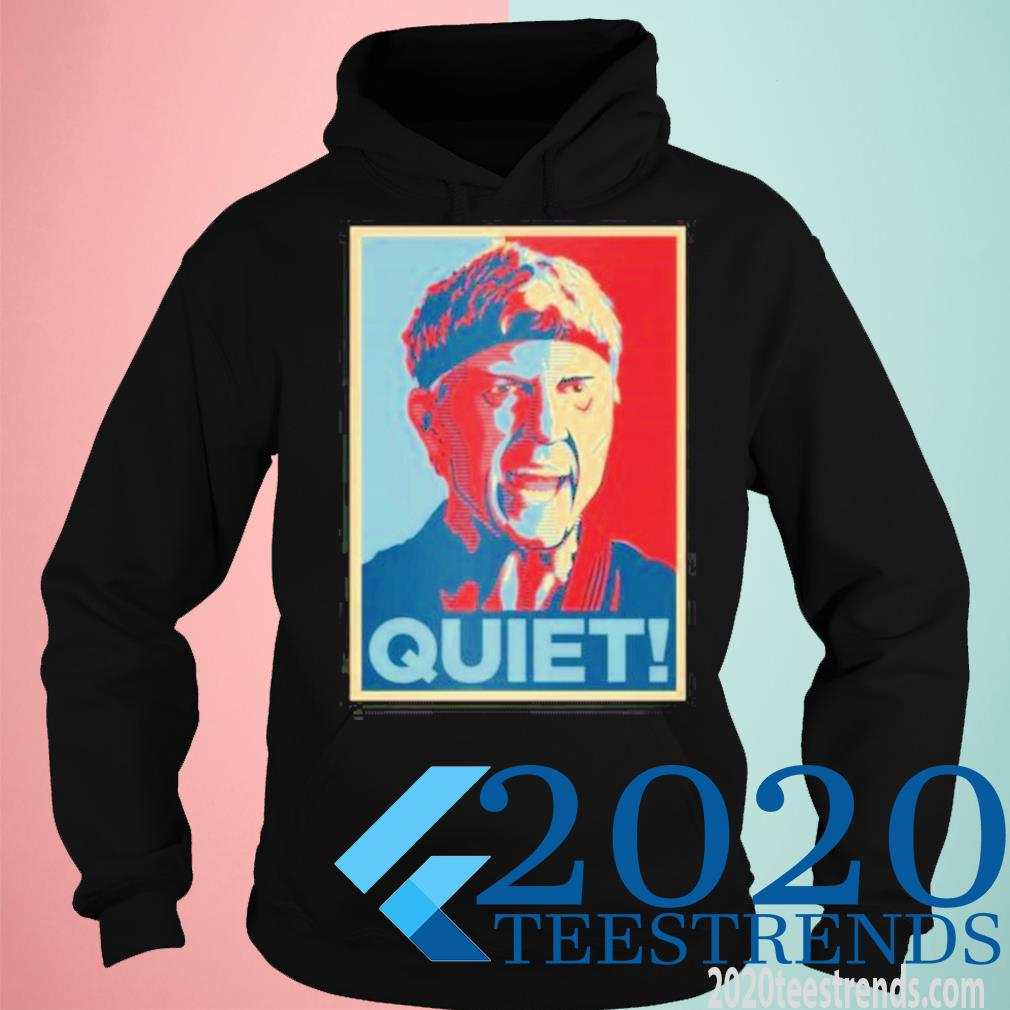 Wonderful Johnny Lawrence Quiet Shirt hoodie