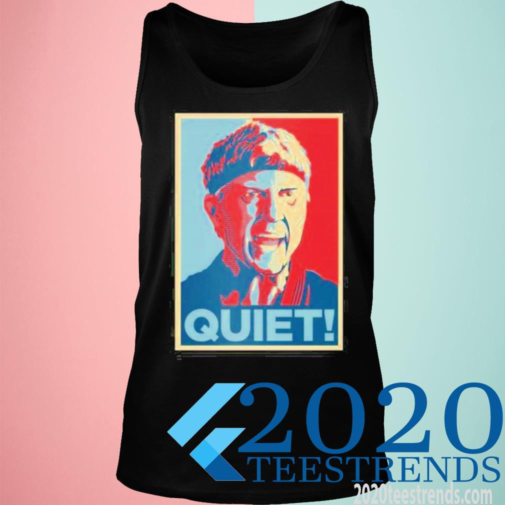 Wonderful Johnny Lawrence Quiet Shirt tank top