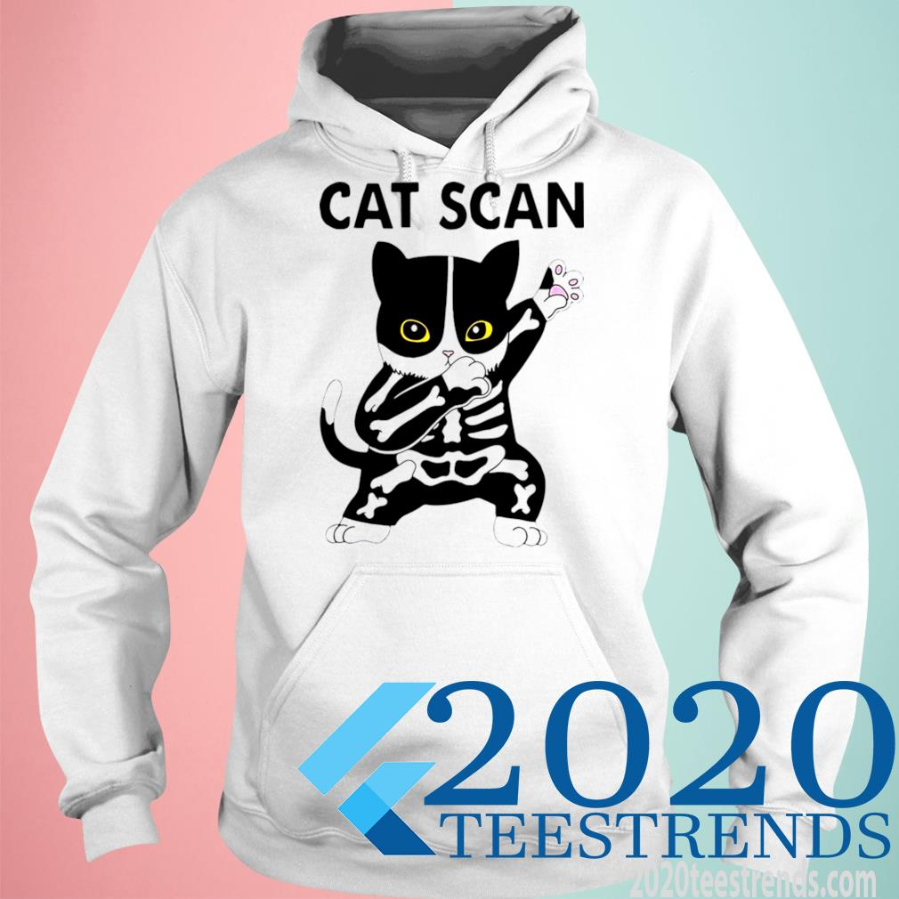 X Ray Cat Scan Ct Scan Shirt hoodie