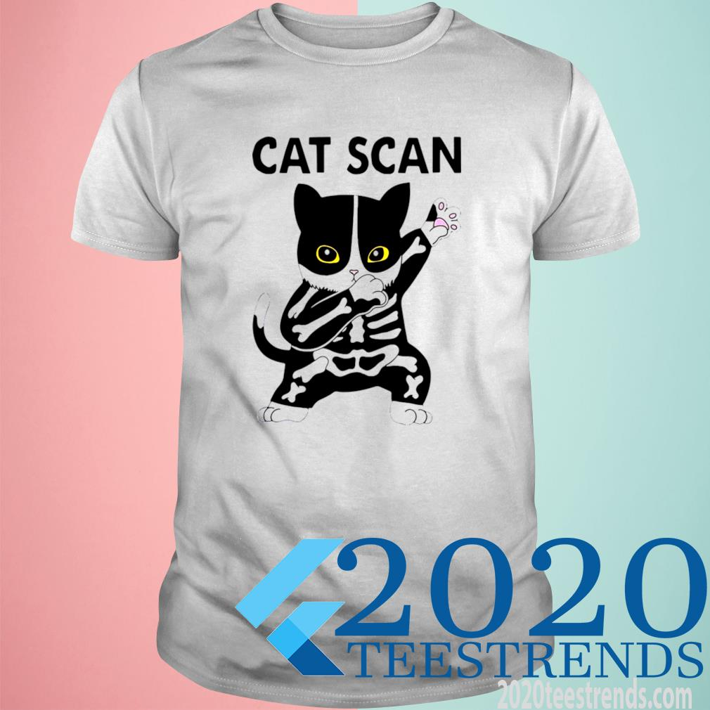 X Ray Cat Scan Ct Scan Shirt