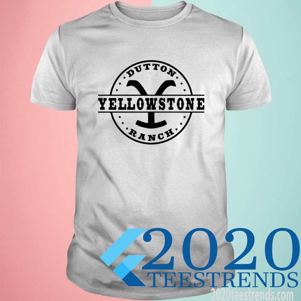 Official Dutton Yellowstone Ranch Awesome Dutton Yellowstone Ranch Shirt