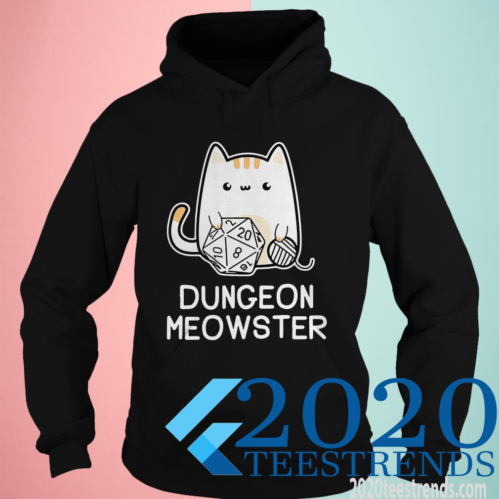 Cat Dungeon Meowster Hoodie