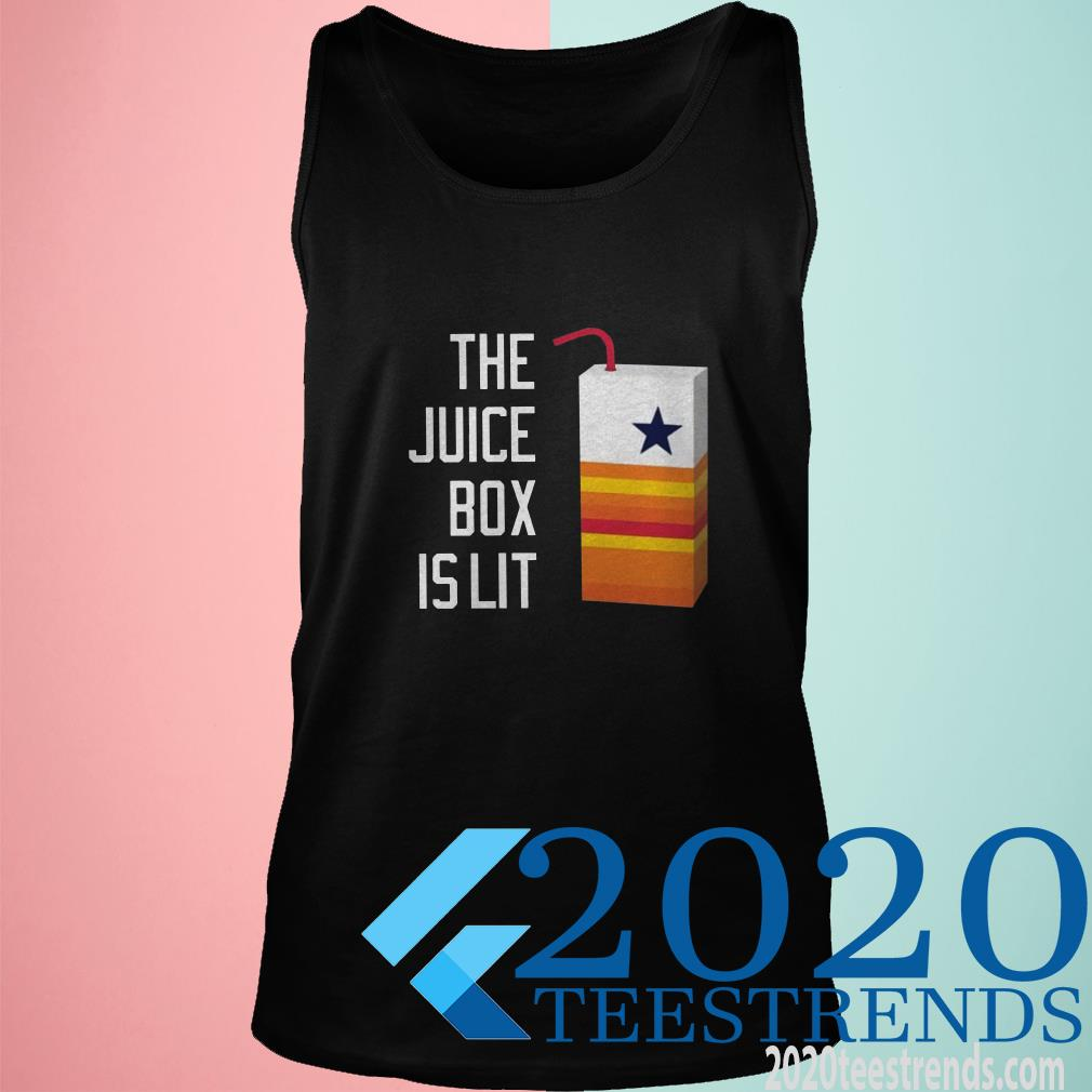The Juice Box Is Lit Tanktop