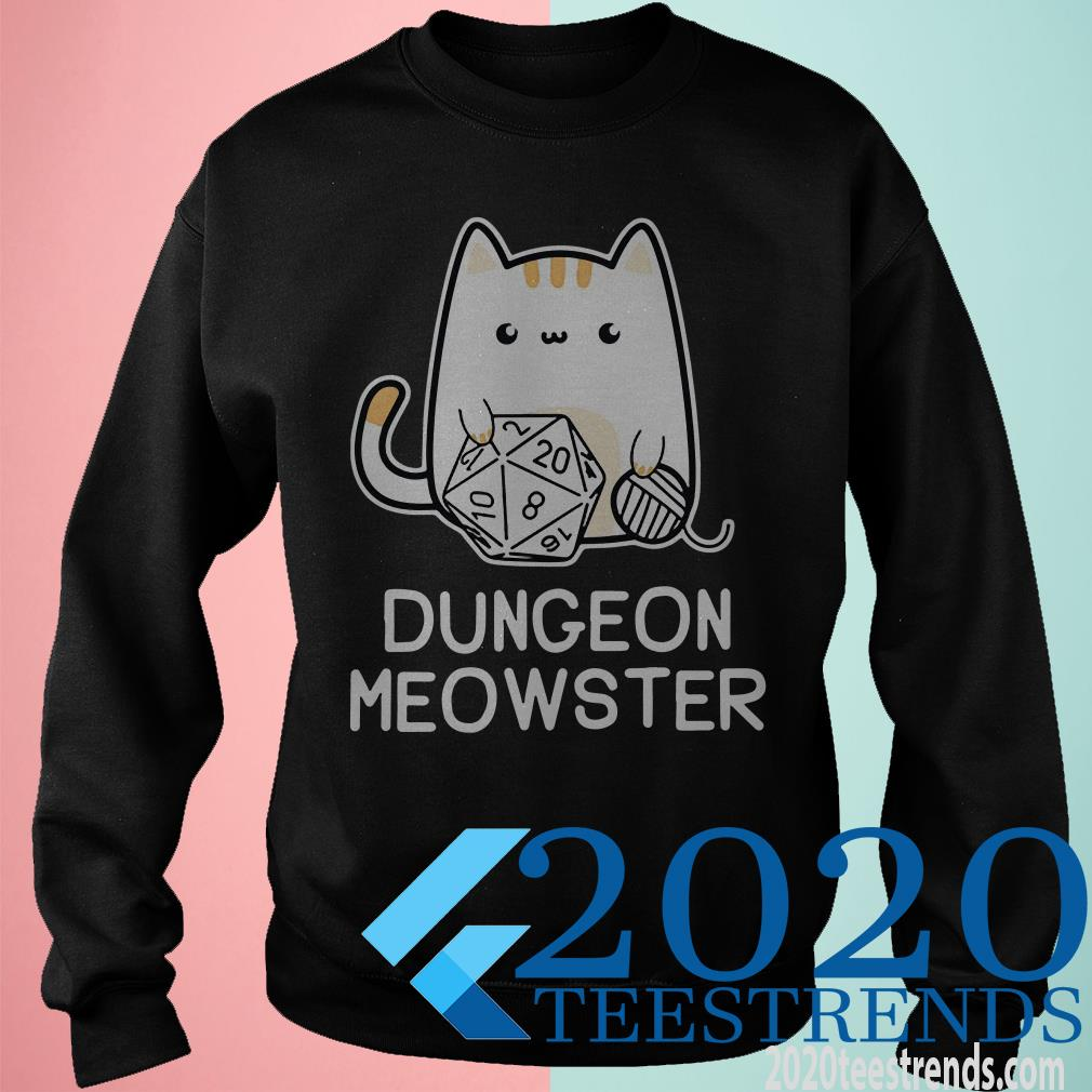 Cat Dungeon Meowster Sweatshirt