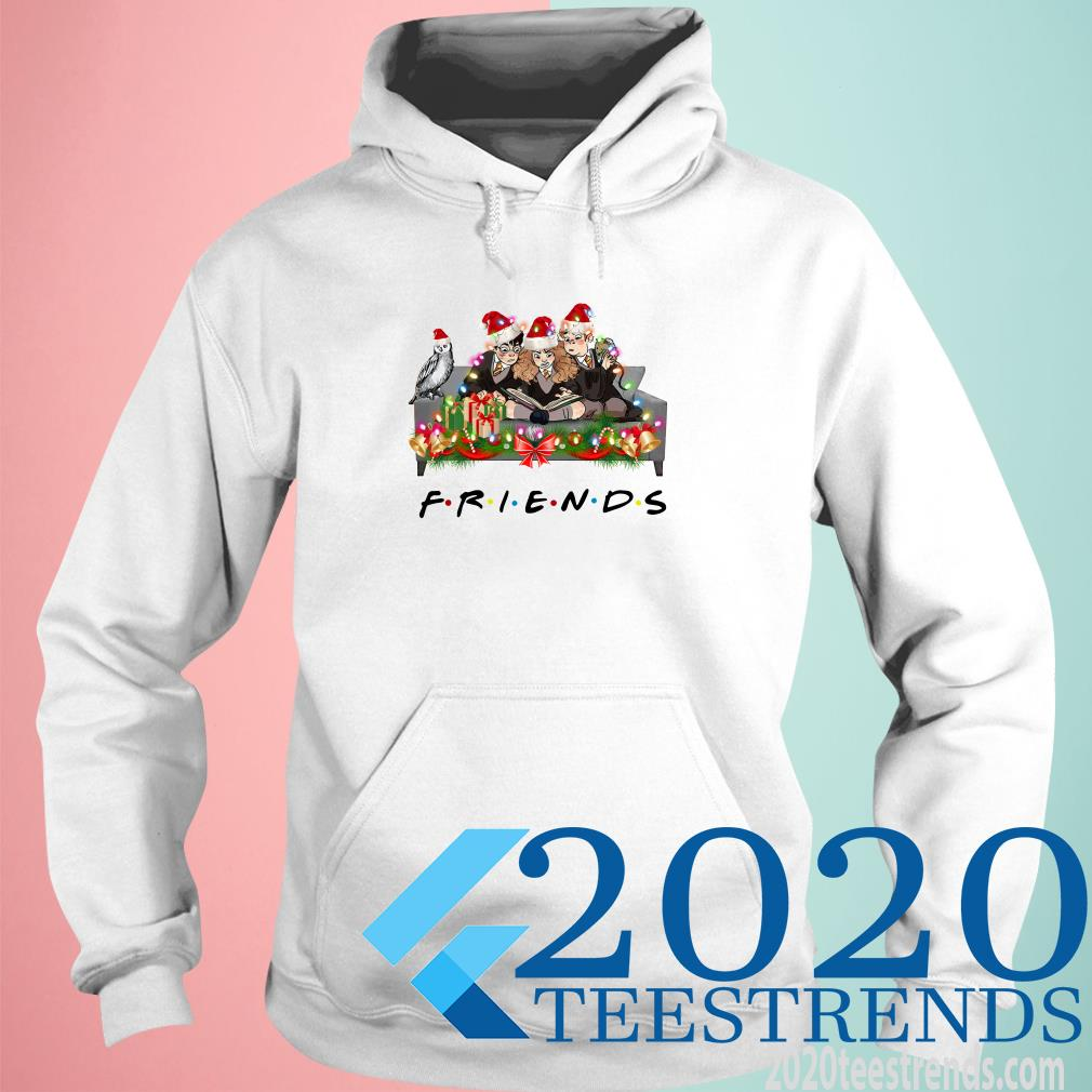 Harry Potter Friends Tv Show Christmas Hoodies