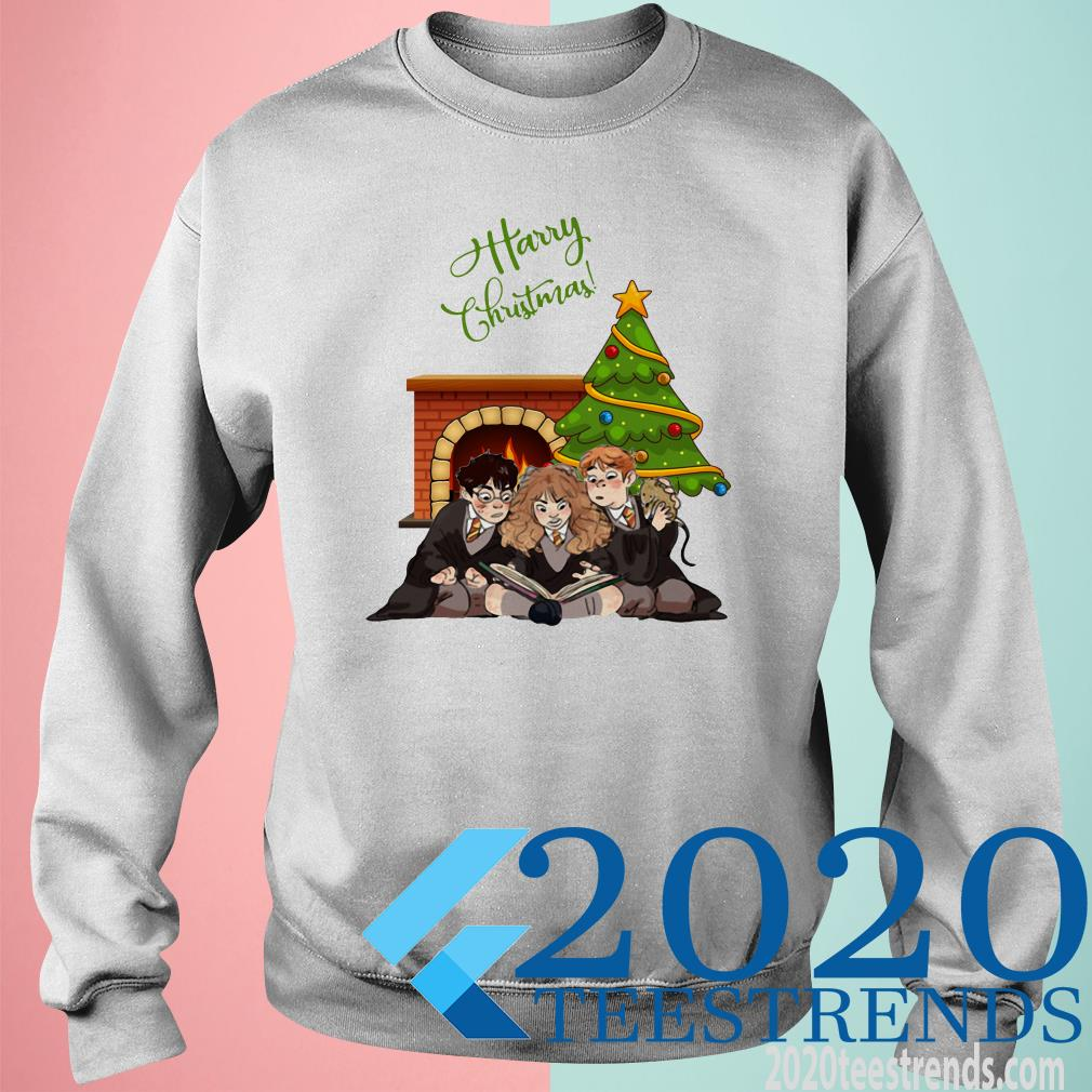 Harry Potter Characters Harry Christmas SweatShirt