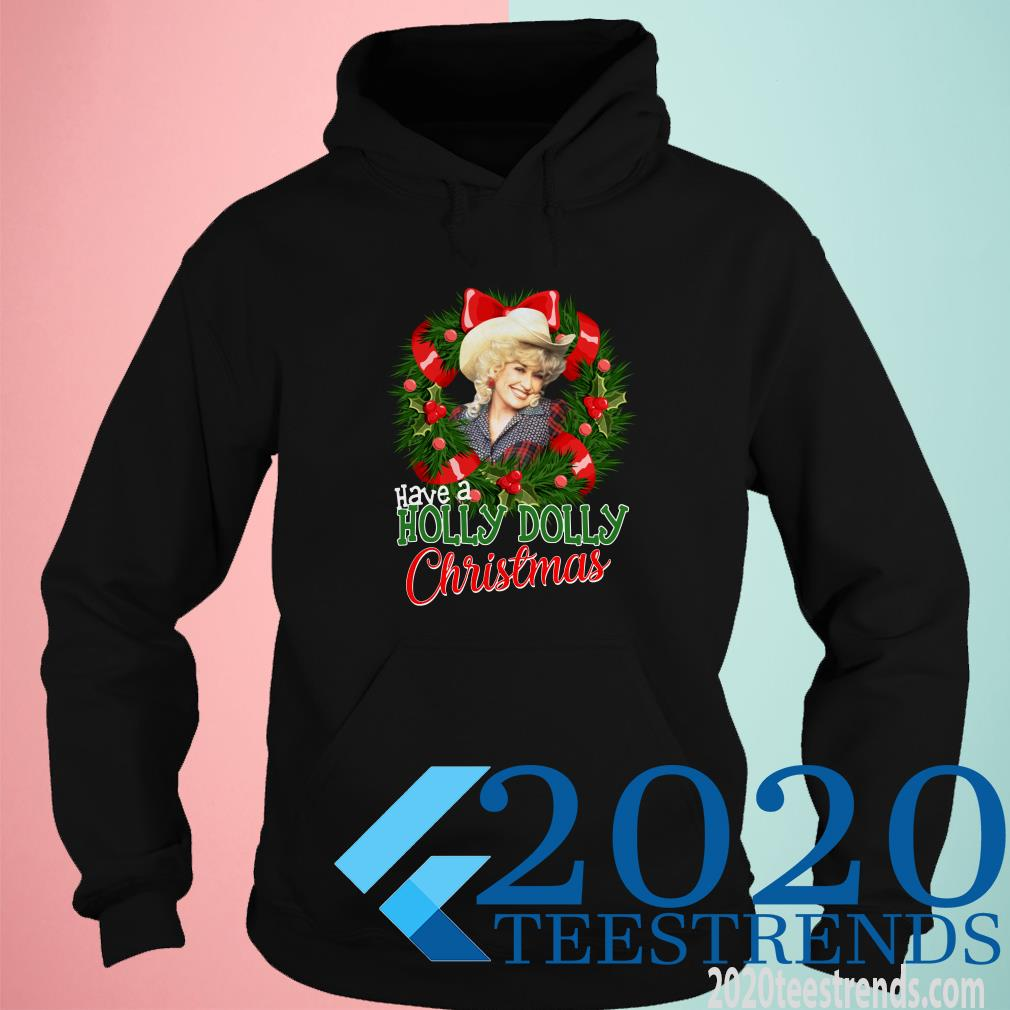 Have A Holly Christmas Hoodie