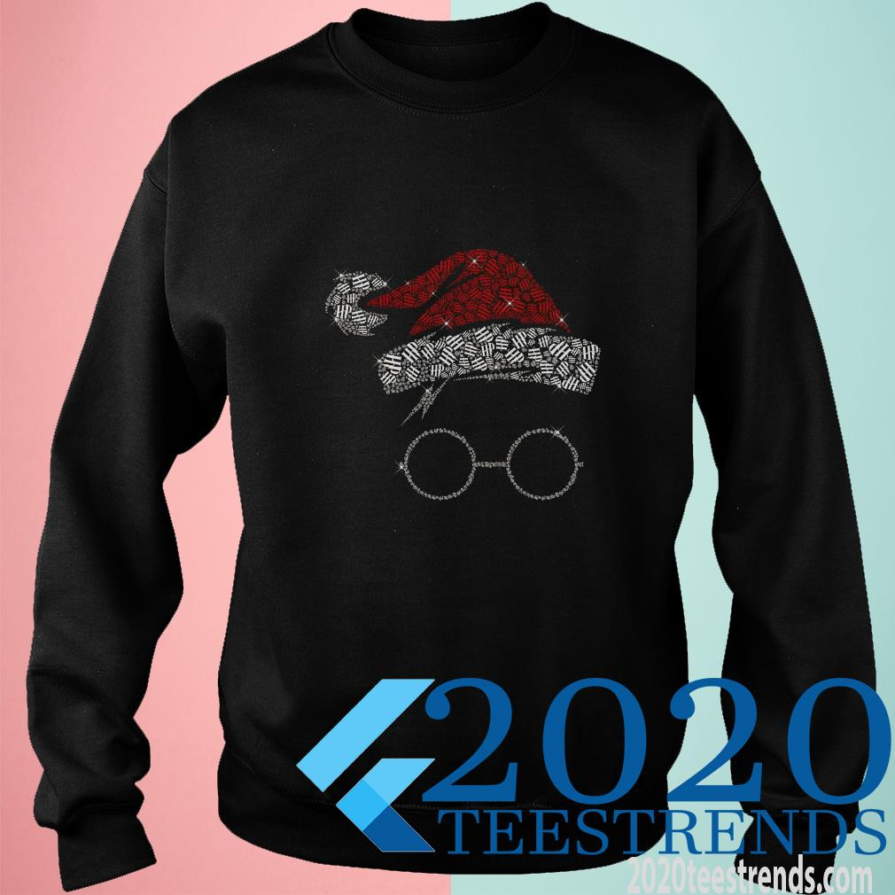 Harry Potter Santa Diamond Christmas Sweater