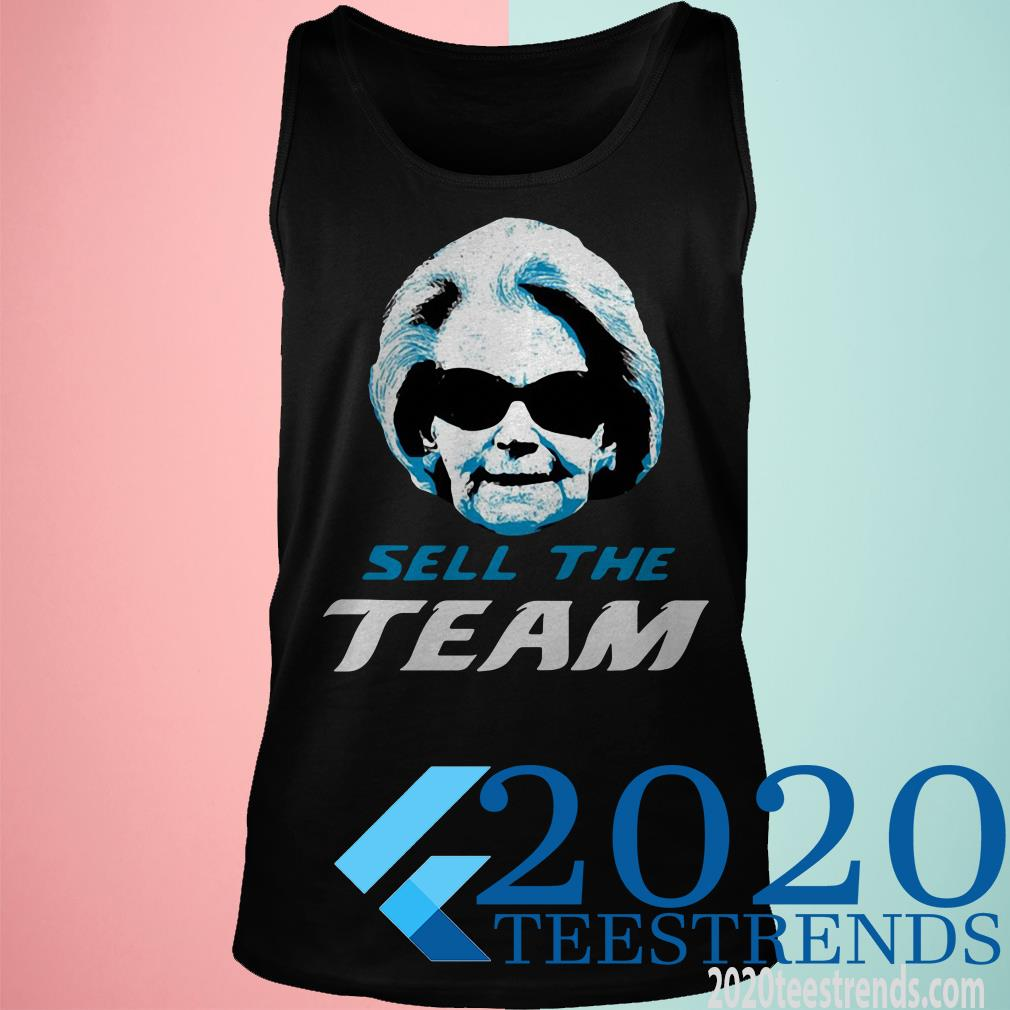 Martha Ford Sell The Team T-Shirt