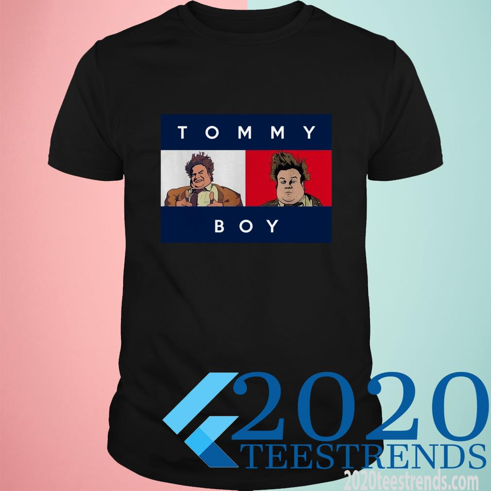 Tommy The Tommy Boy Blade Shirt