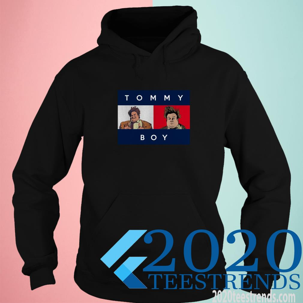 Tommy The Tommy Boy Blade Hoodie