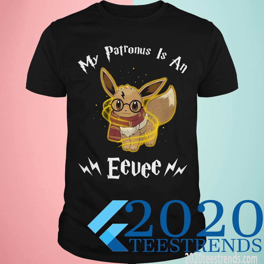My Patronus Is An Eevee T-Shirt