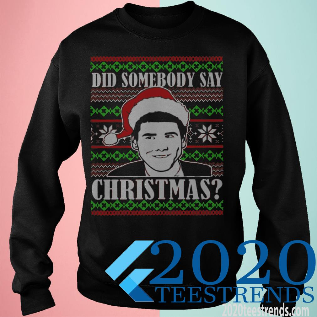 Dumb And Dumber Christmas Ugly Sweater
