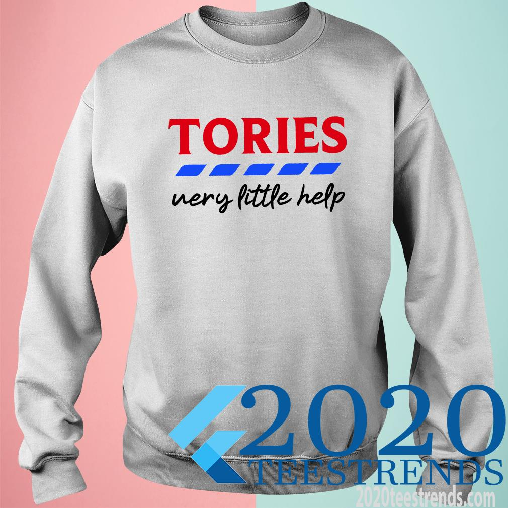 Tories Very Little Helps Sweater