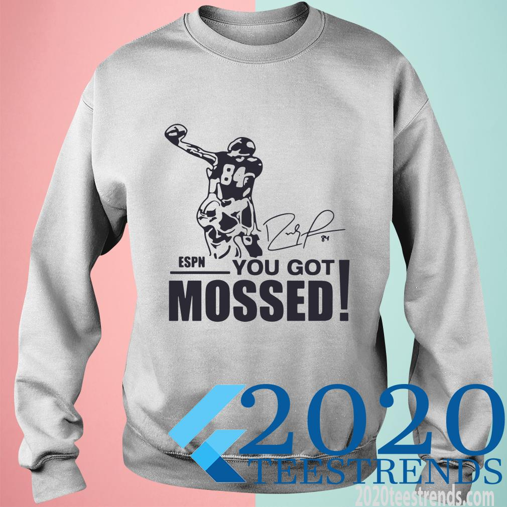 You Got Mossed Signature Sweater