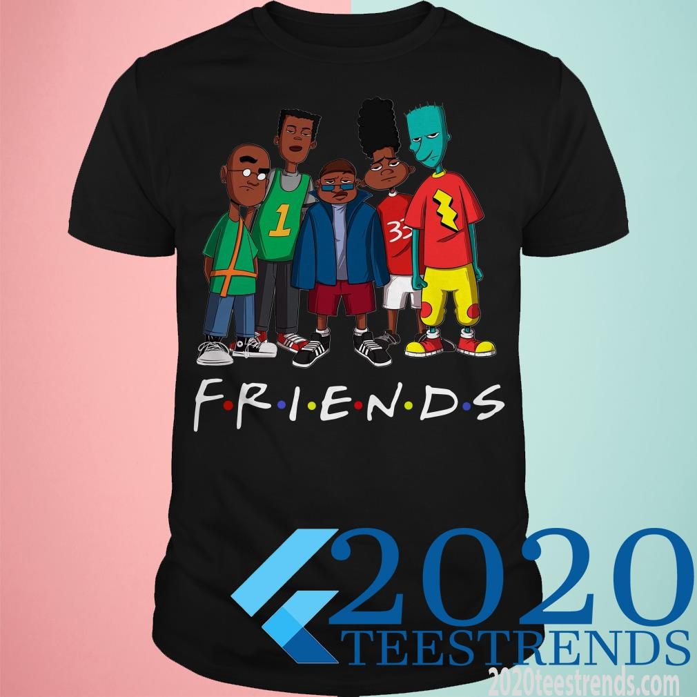 We Are Black TV Show Friends Shirt