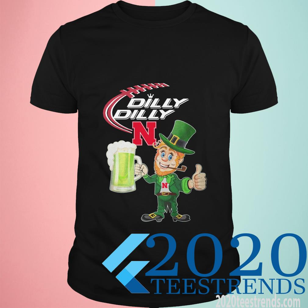 Nebraska Dilly Dilly St Patrick's Day Shirt