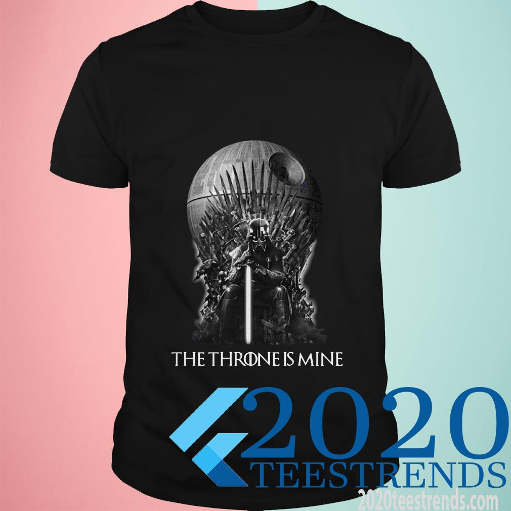 The Thrones Is Mine T-Shirt