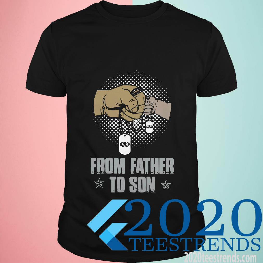 From Father To Son T-Shirt