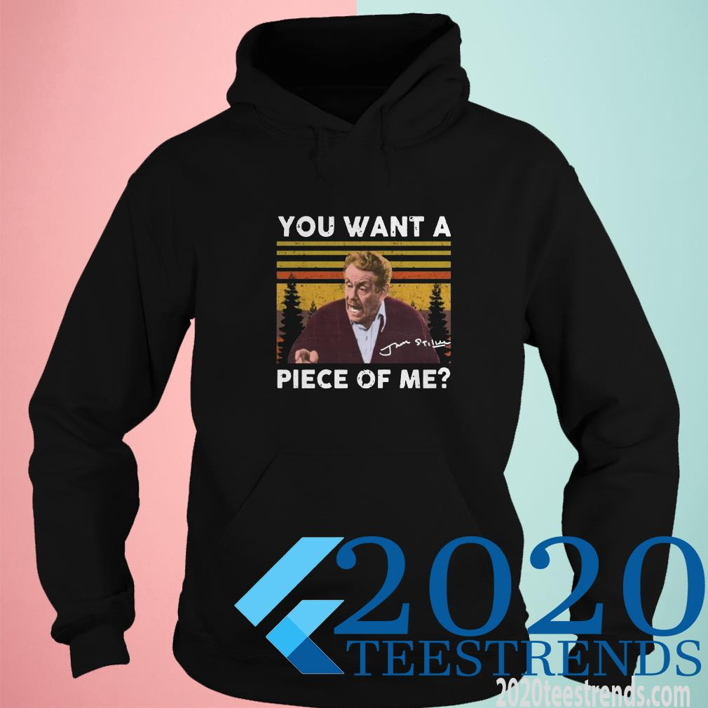 You Want A Piece Of Me Seinfeld Vintage Shirt
