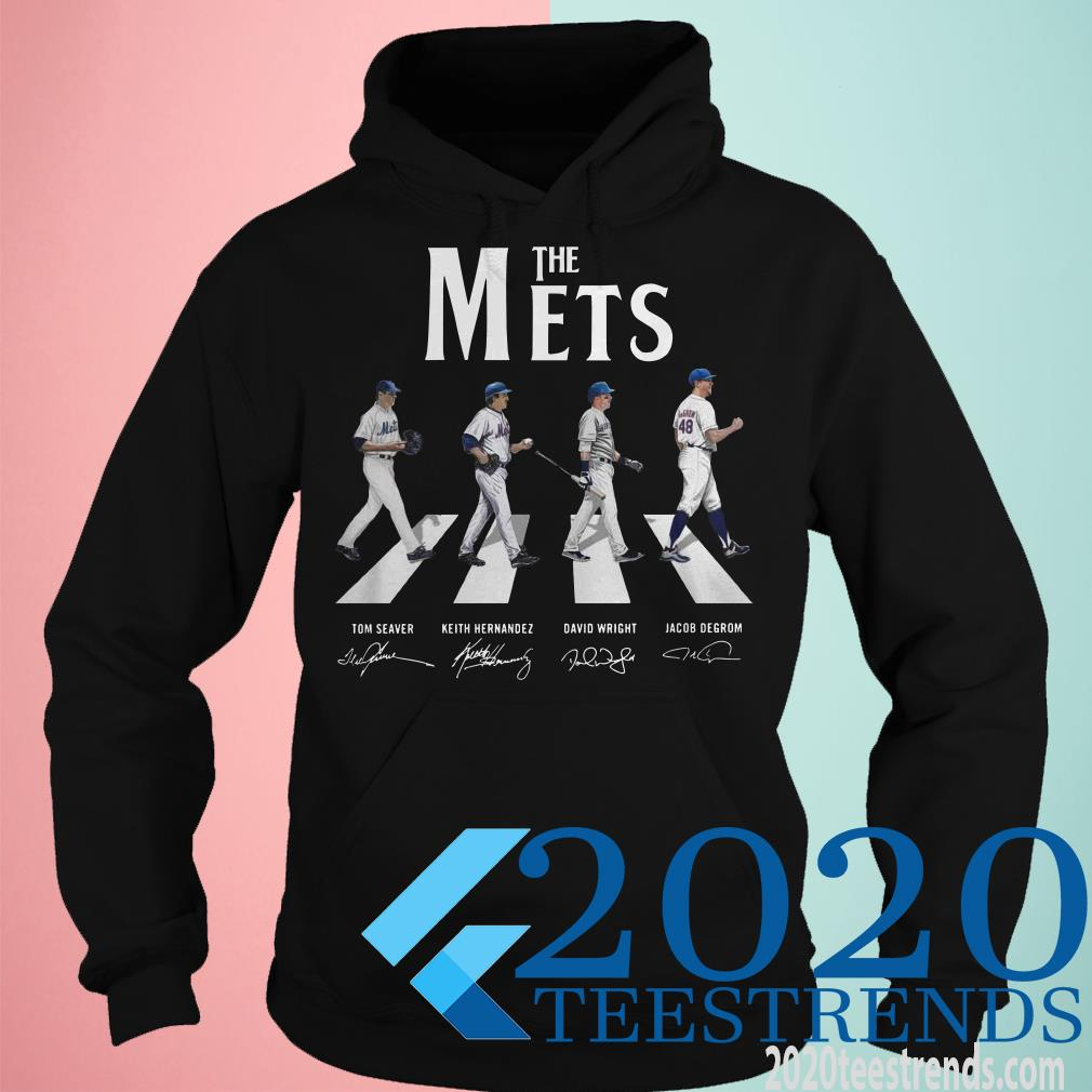 Abbey Road The Mets Signature Shirt