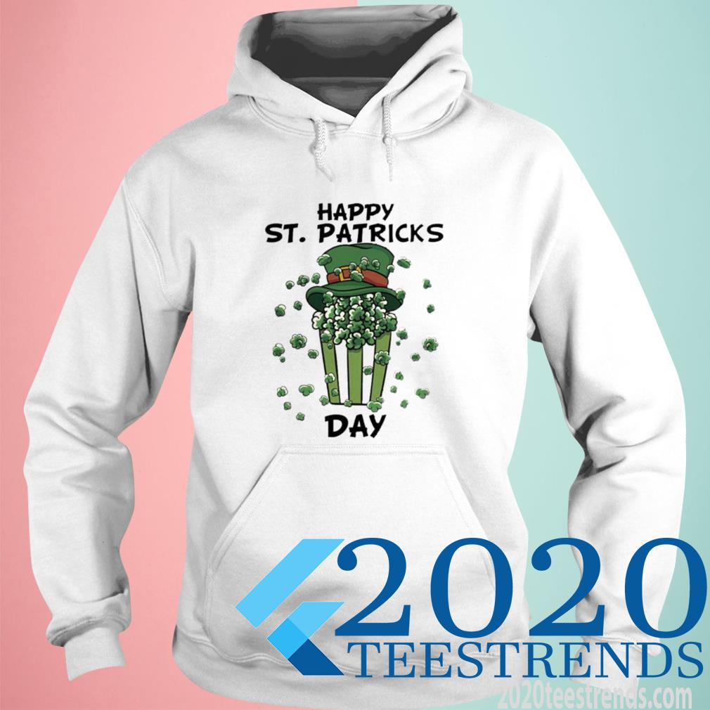 Official Happy St Patricks Day Hoodie