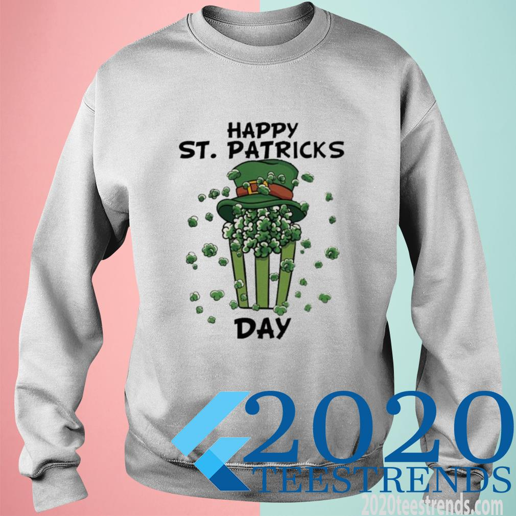 Official Happy St Patricks Day Sweatshirt